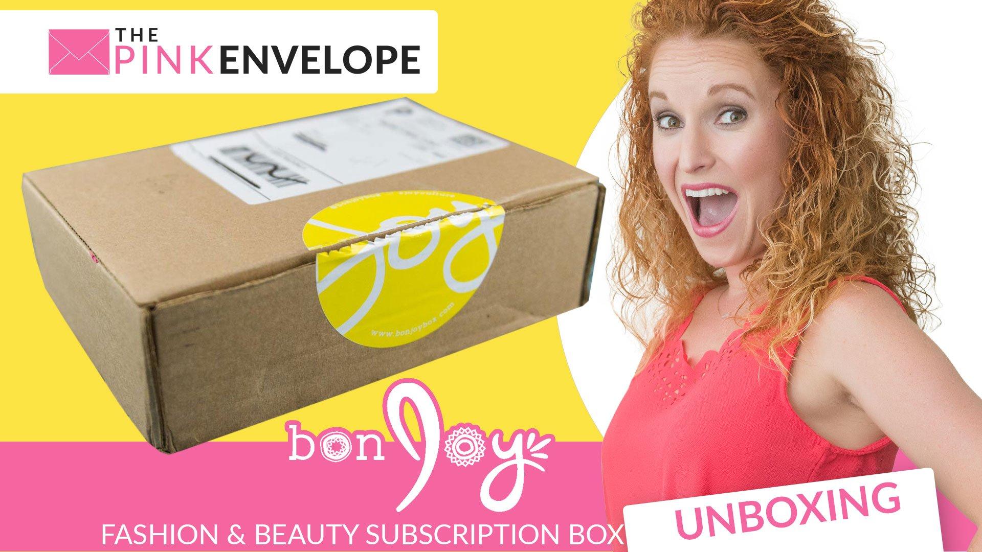bonJoy Unboxing