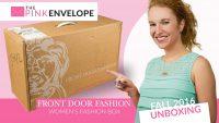frontdoorfashion-unboxing