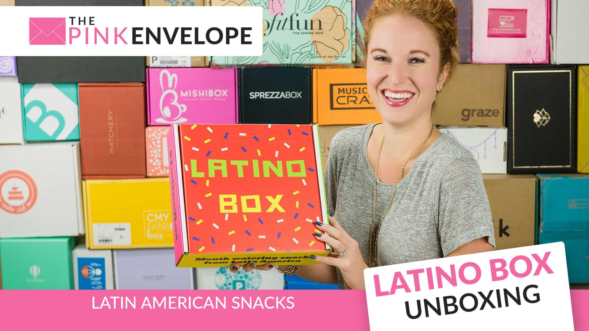Latino Box Review