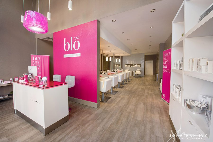 Blo Dry Bar The Woodlands