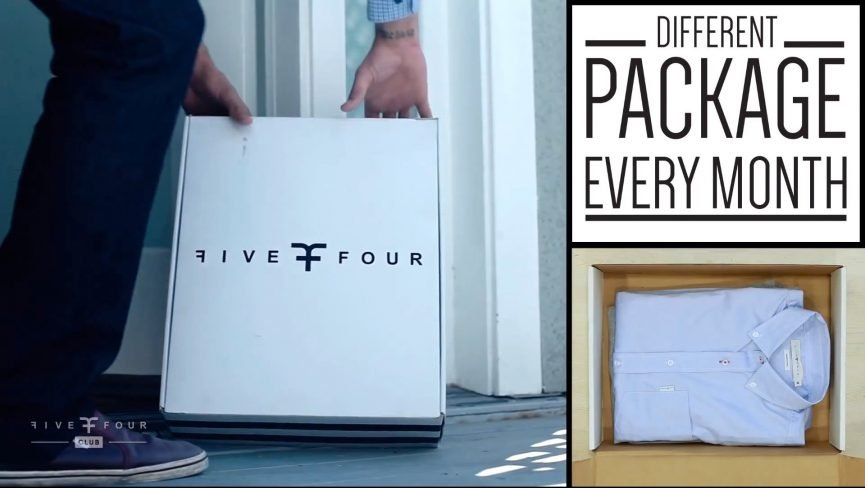 Men's Fashion Subscription- FiveFour