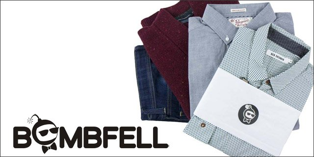 Men's Clothing Subscription – Bombfell