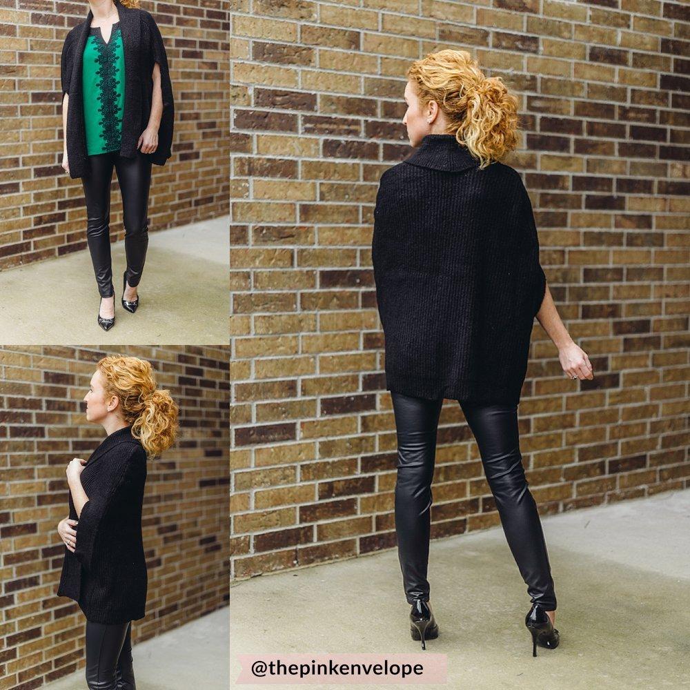 Lana Lace Details Blouse