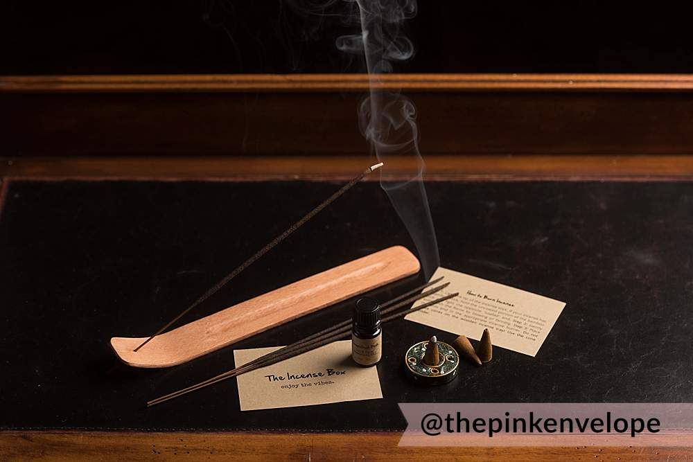 Subscription Incense Box – The Incense Box Review