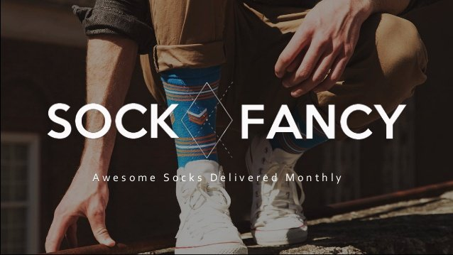 Sock Subscription – Sock Fancy