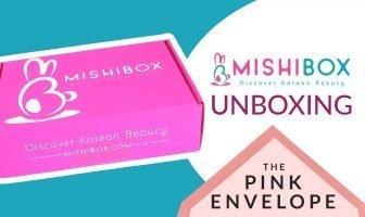 Mishibox Review Korean Beauty Subscription Box