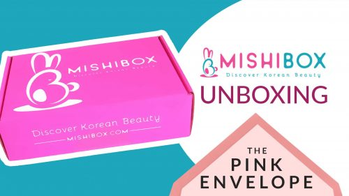 Mishibox Review Korean Beauty Subscription Box