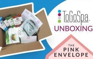 ToGoSpa-Unboxing