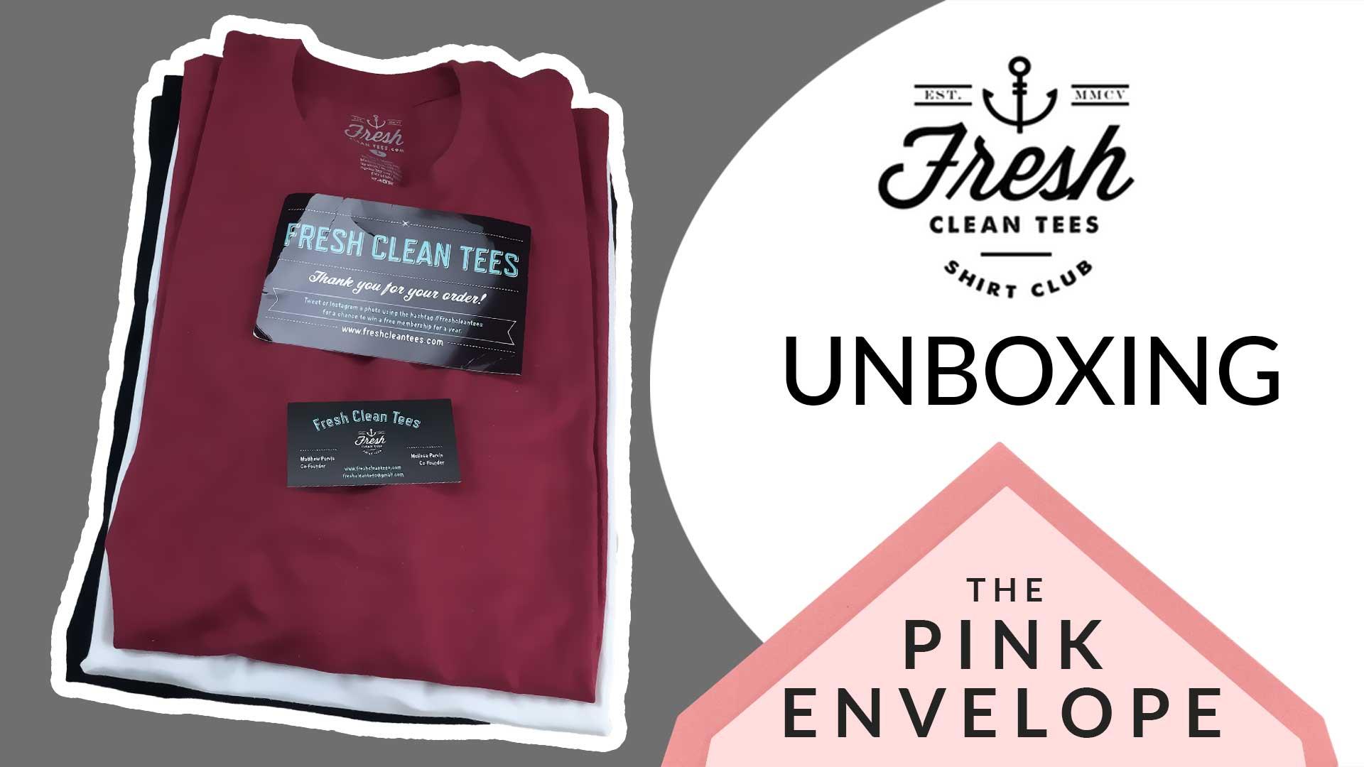 Mens Tshirt Subscription Box – Fresh Clean Tees Review