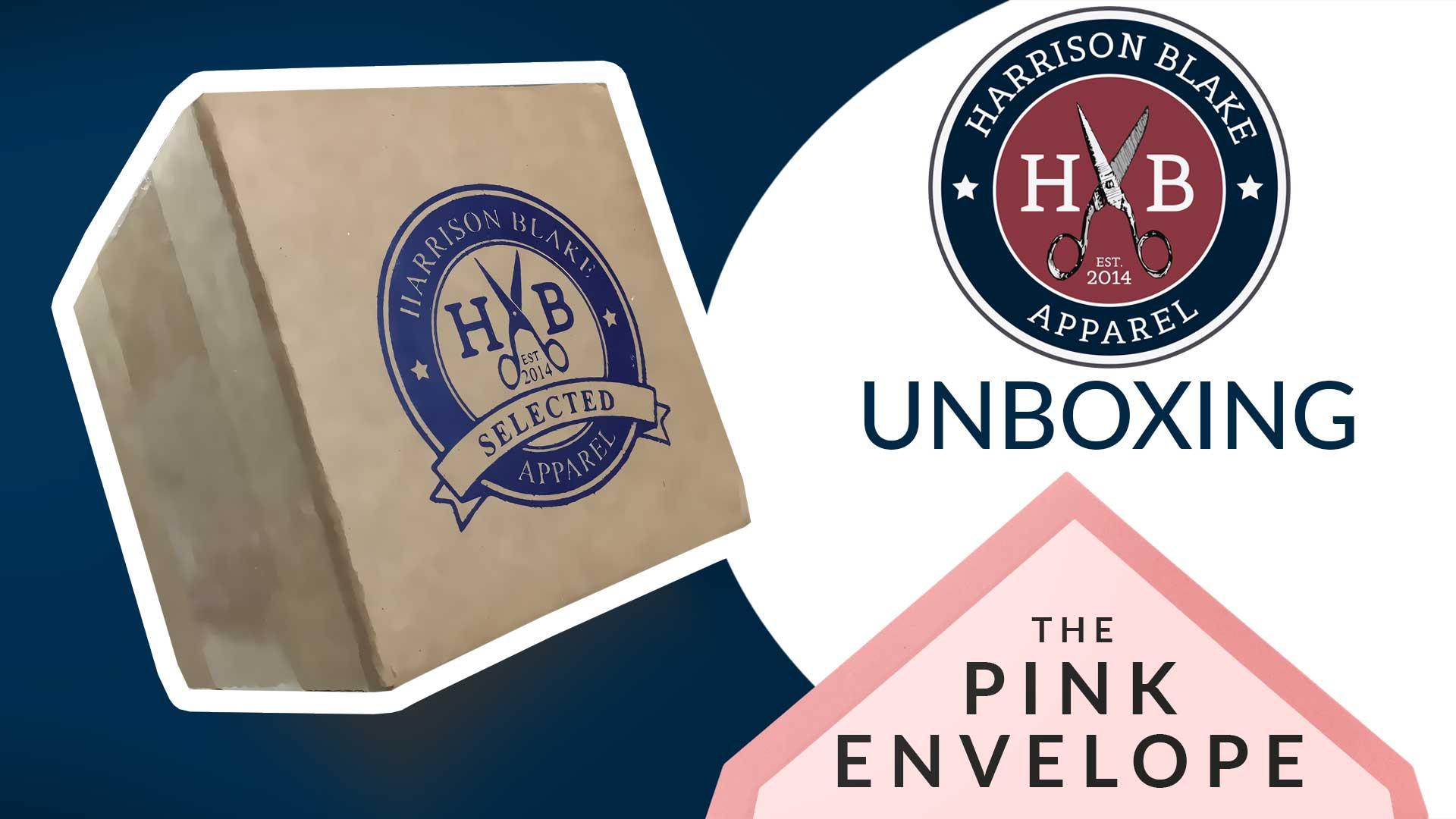 Mens Accessories Subscription Box – Harrison Blake Apparel