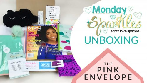 MondaySparkles-Unboxing