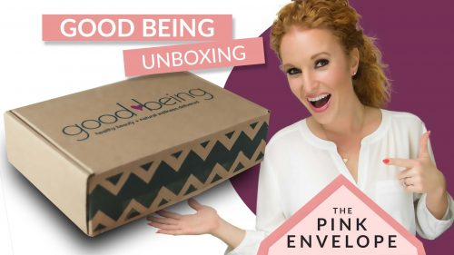 goodbeing-Unboxing