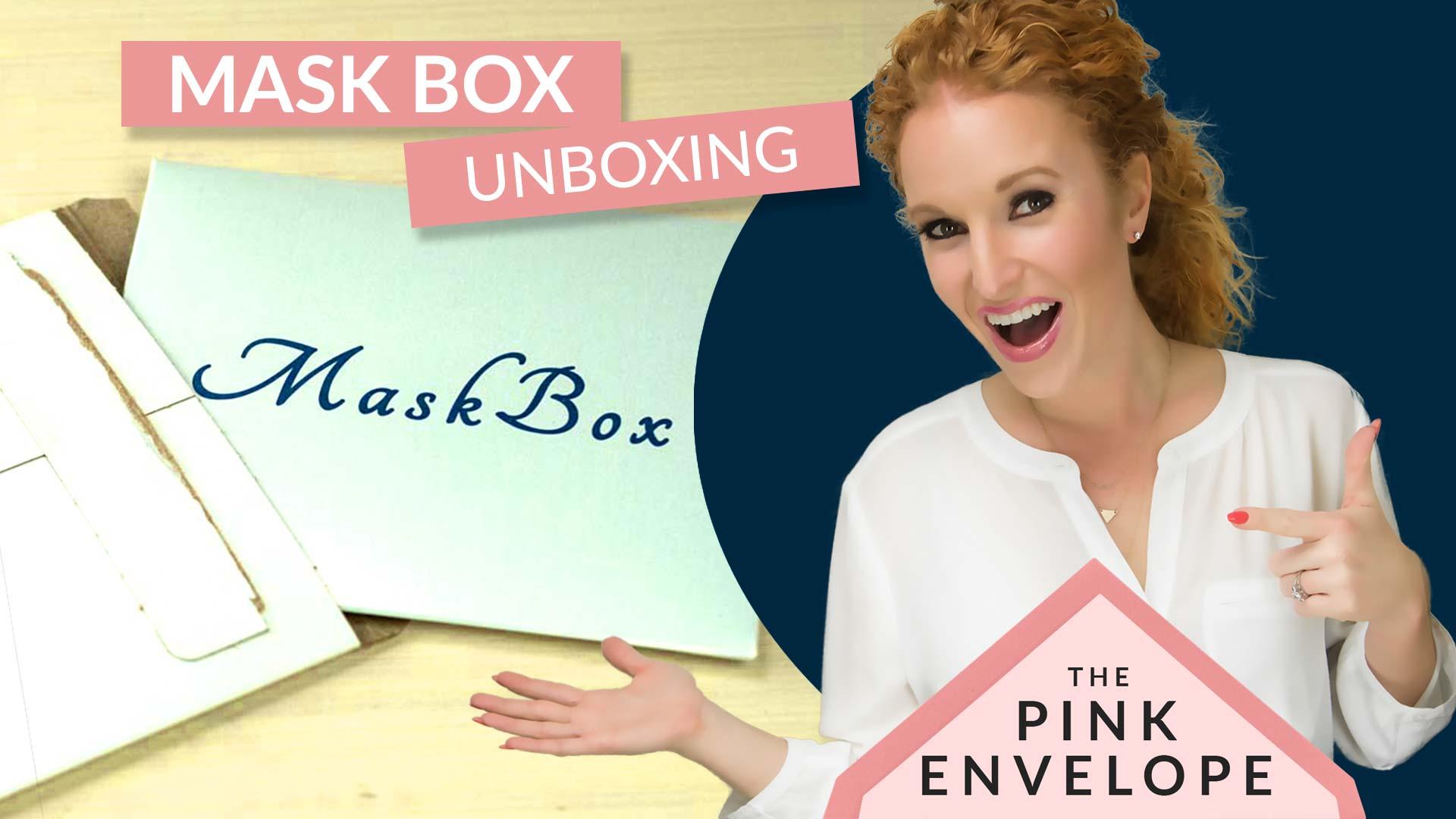 Beauty Sheet Mask Subscription Box – MaskBox