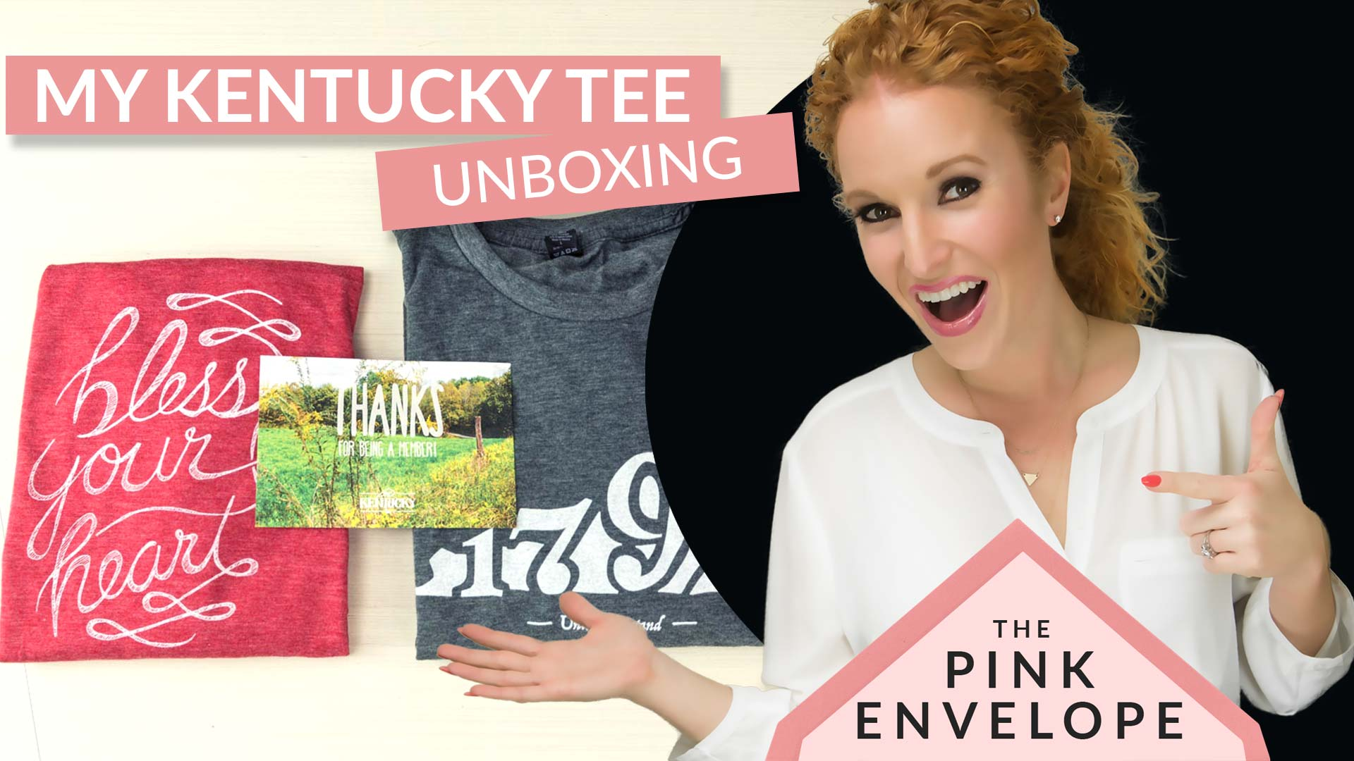 Kentucky T-shirt Subscription Box – My Kentucky Tee Review