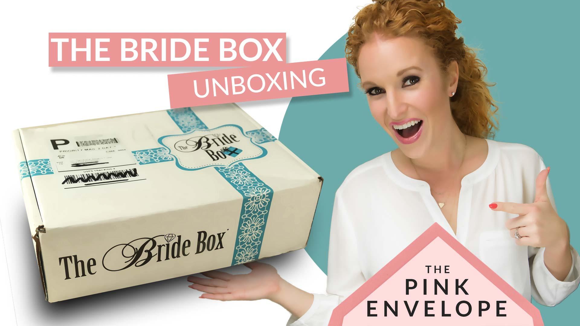 Bridal Subscription Box – The Wedding Box Review