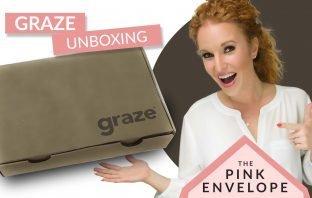 My final graze subscription box