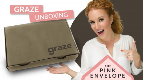 My final graze subscription box