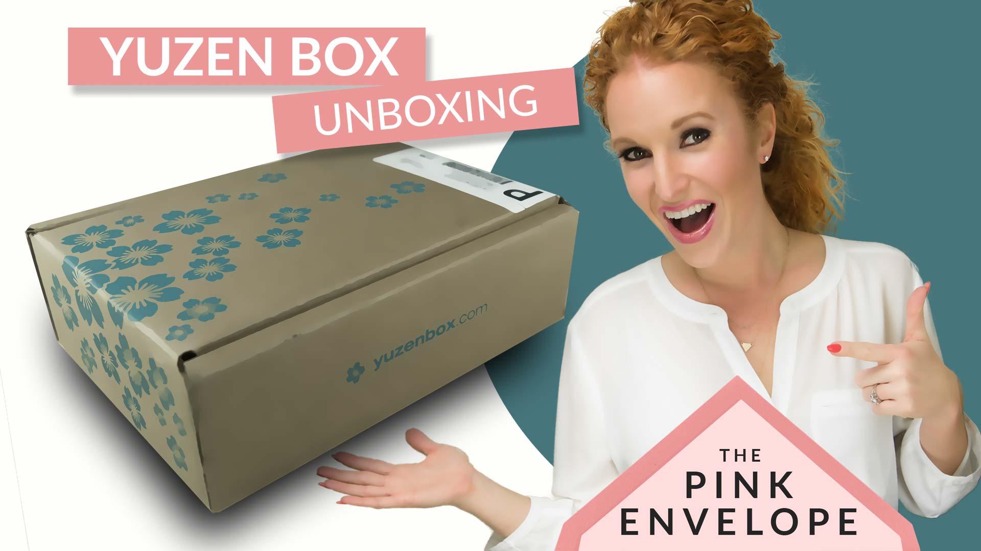 Yuzen Box Review – Zen Subscription Box