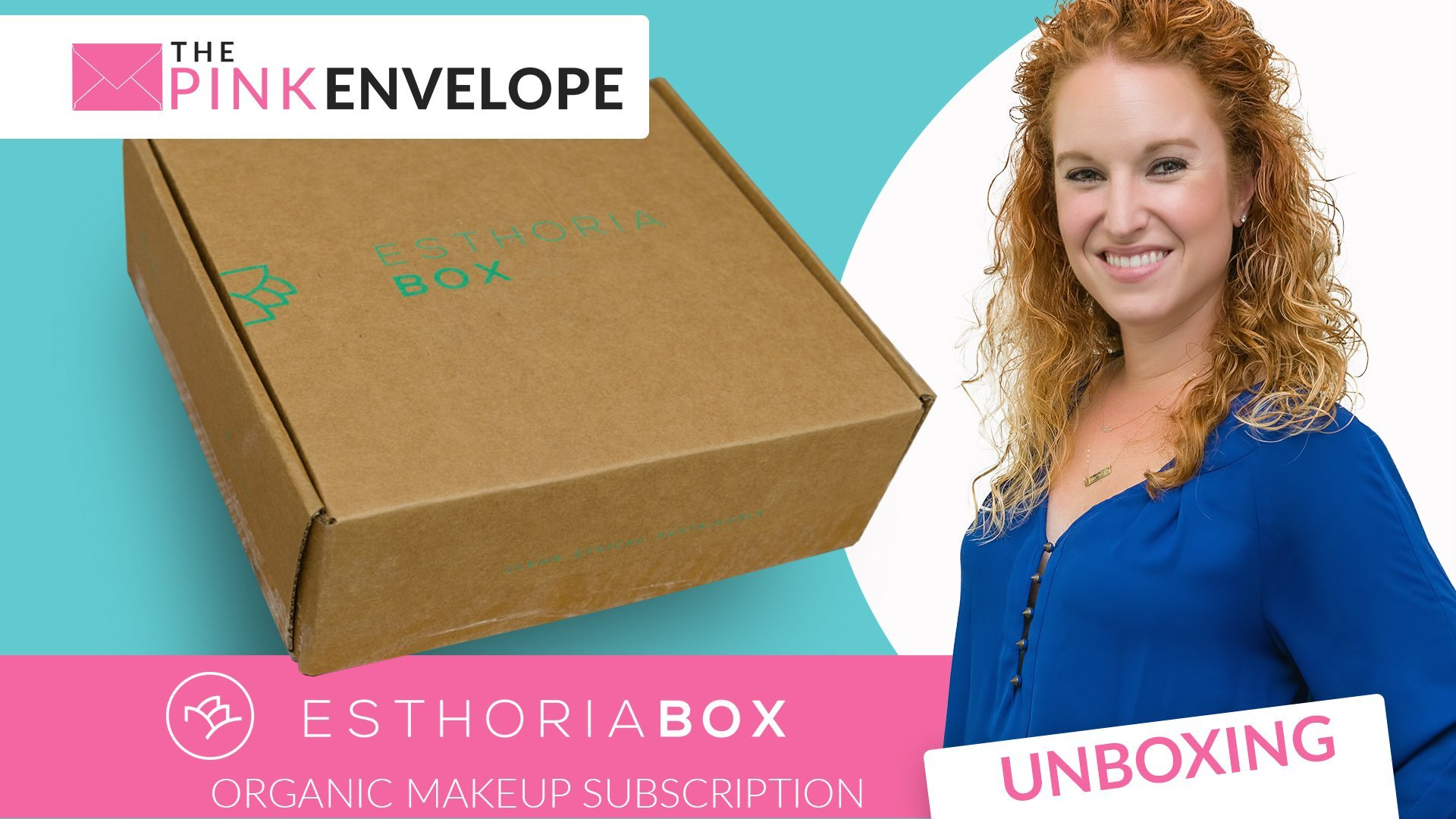 Esthoria Box Review – Organic Makeup Subscription