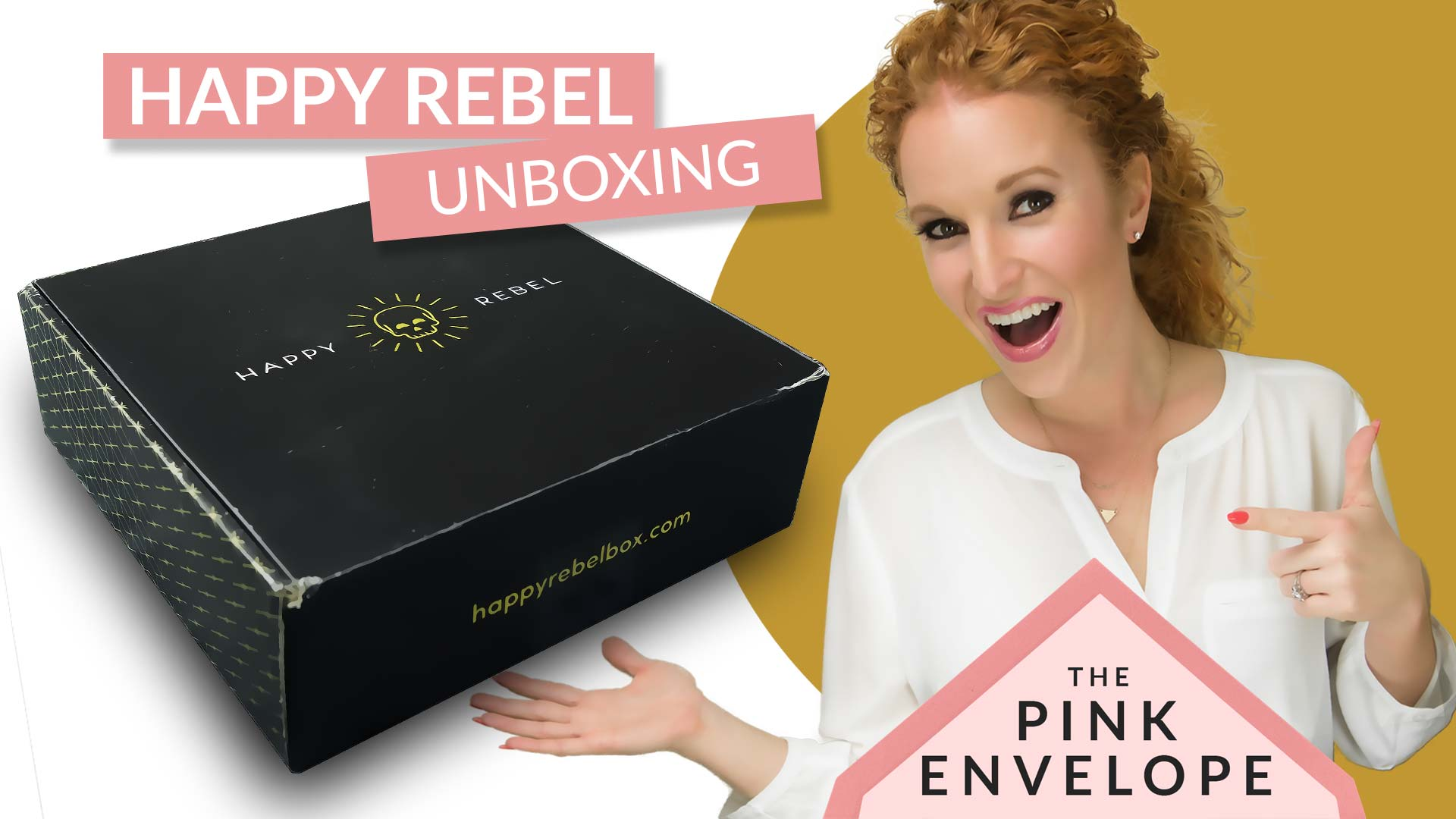 Happy Rebel Subscription Box Review