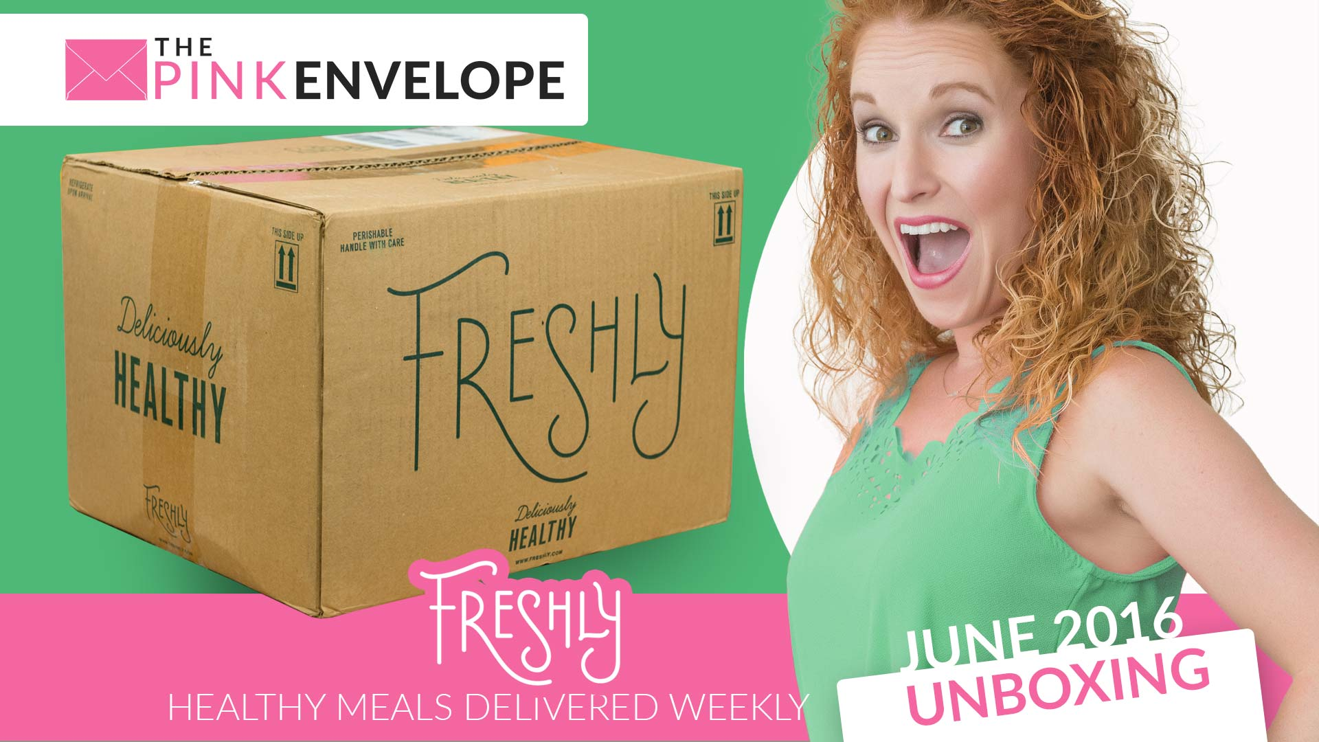 Freshly Meal Box Review 2016