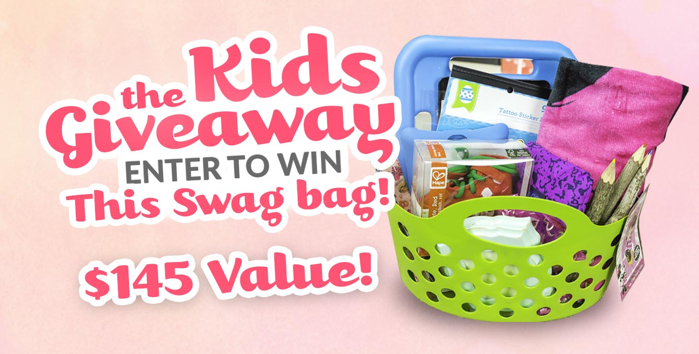 Little Girl's Grab Bag Giveaway