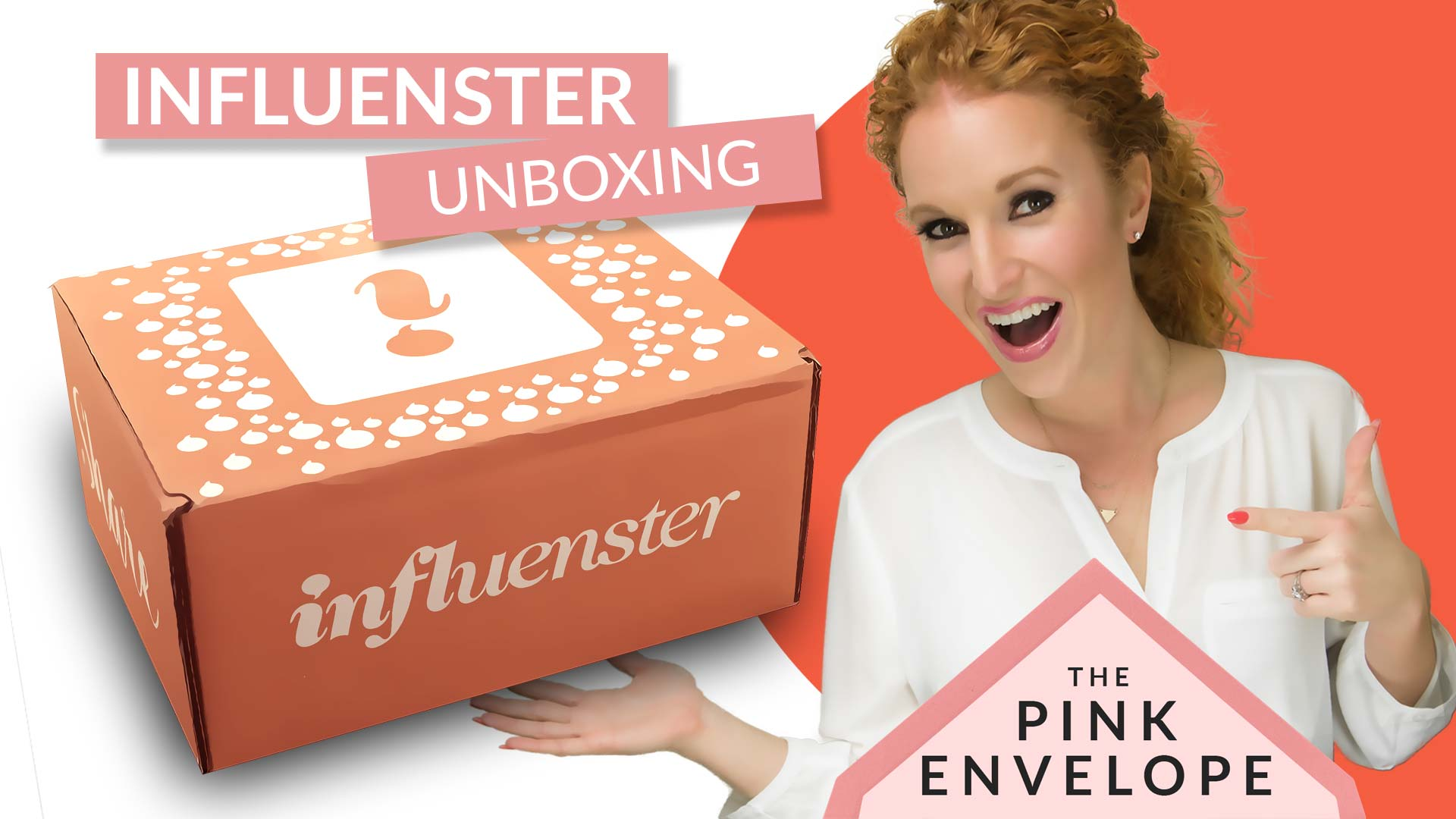 What is Influenster?  A Review & Unboxing