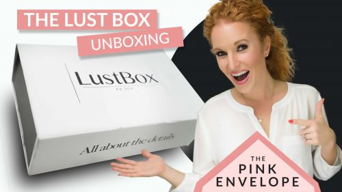 lustbox-Unboxing