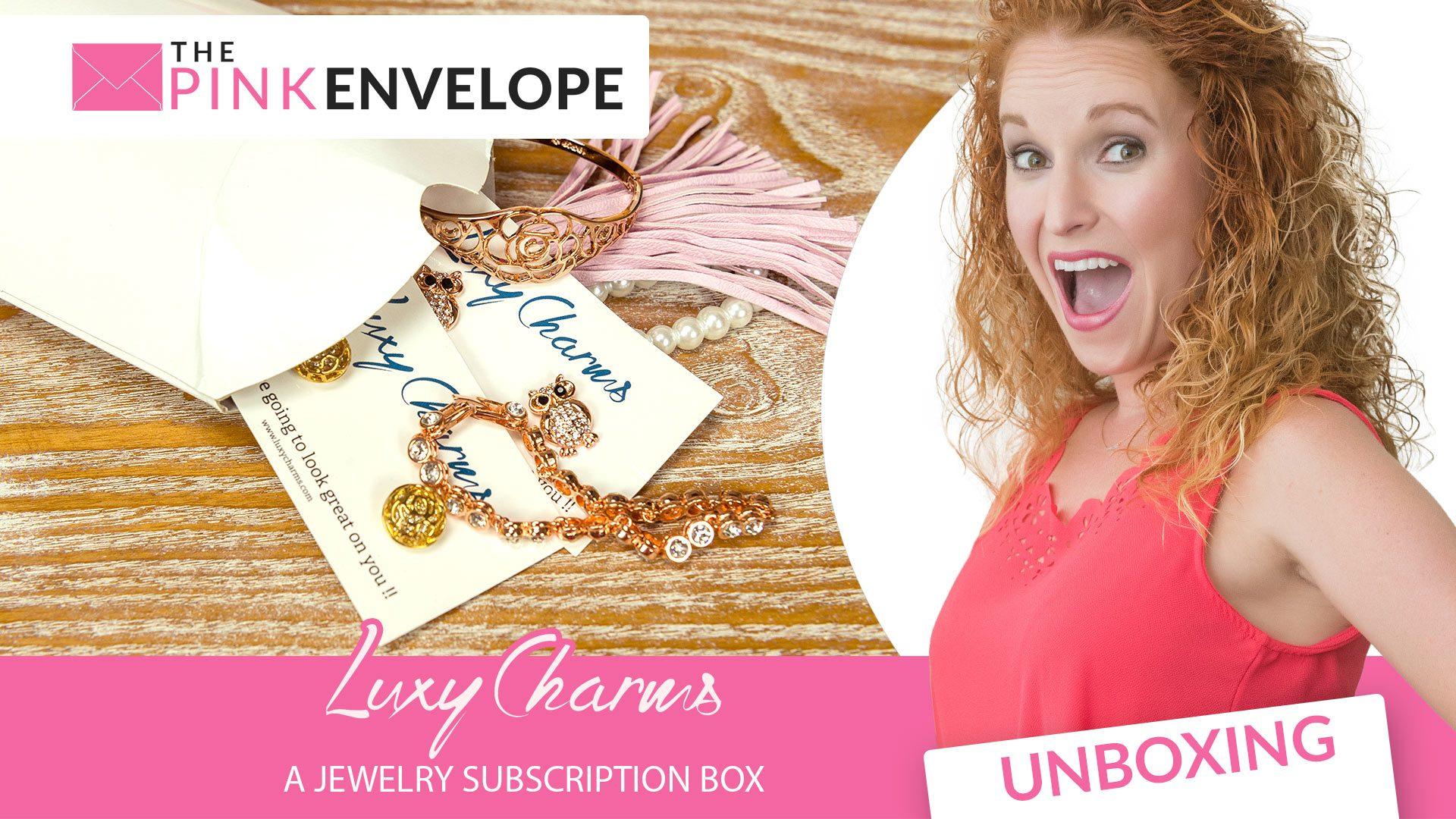 Luxy Charms June 2016 Review – Jewelry Subscription Box – CLOSED