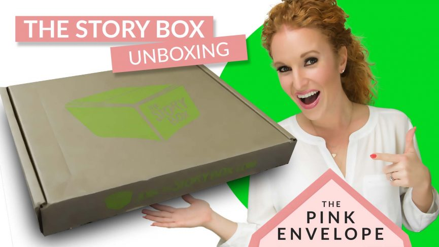 storybox-Unboxing