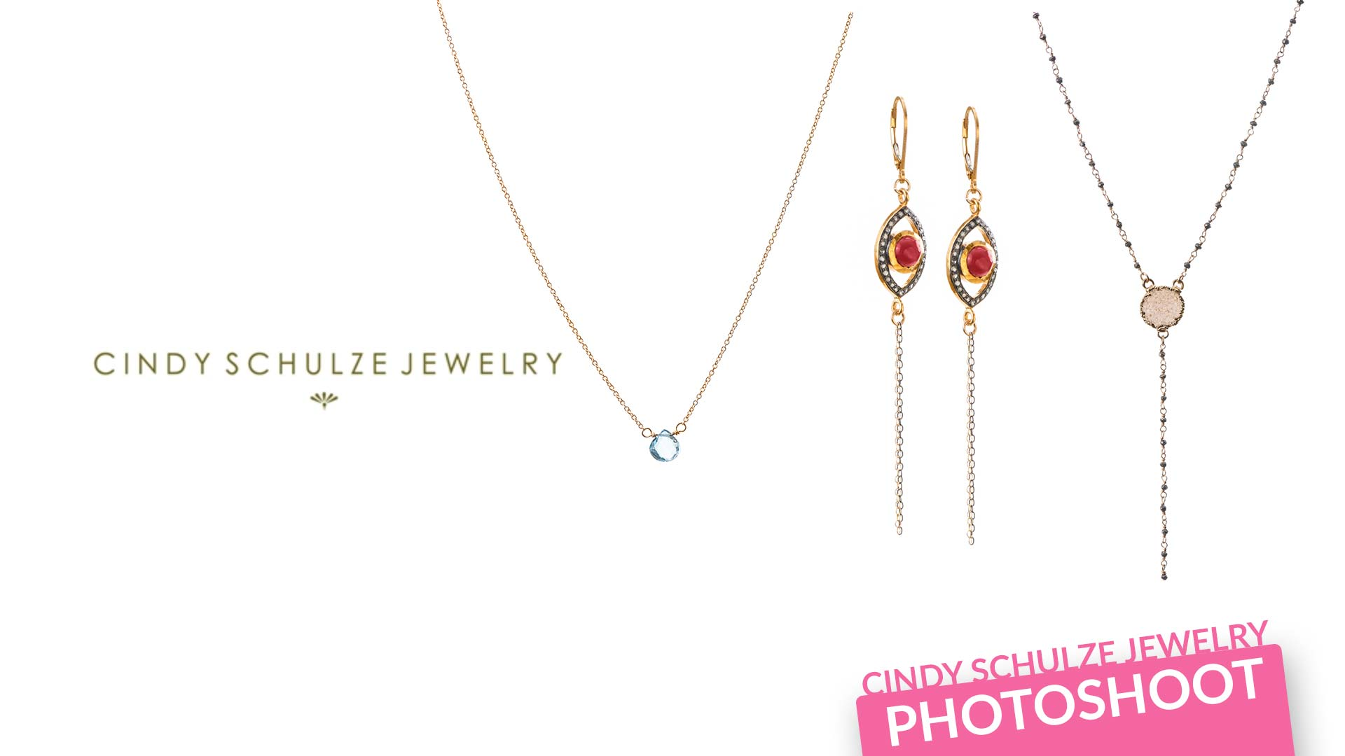 Cindy Schulze Jewelry Photo Shoot