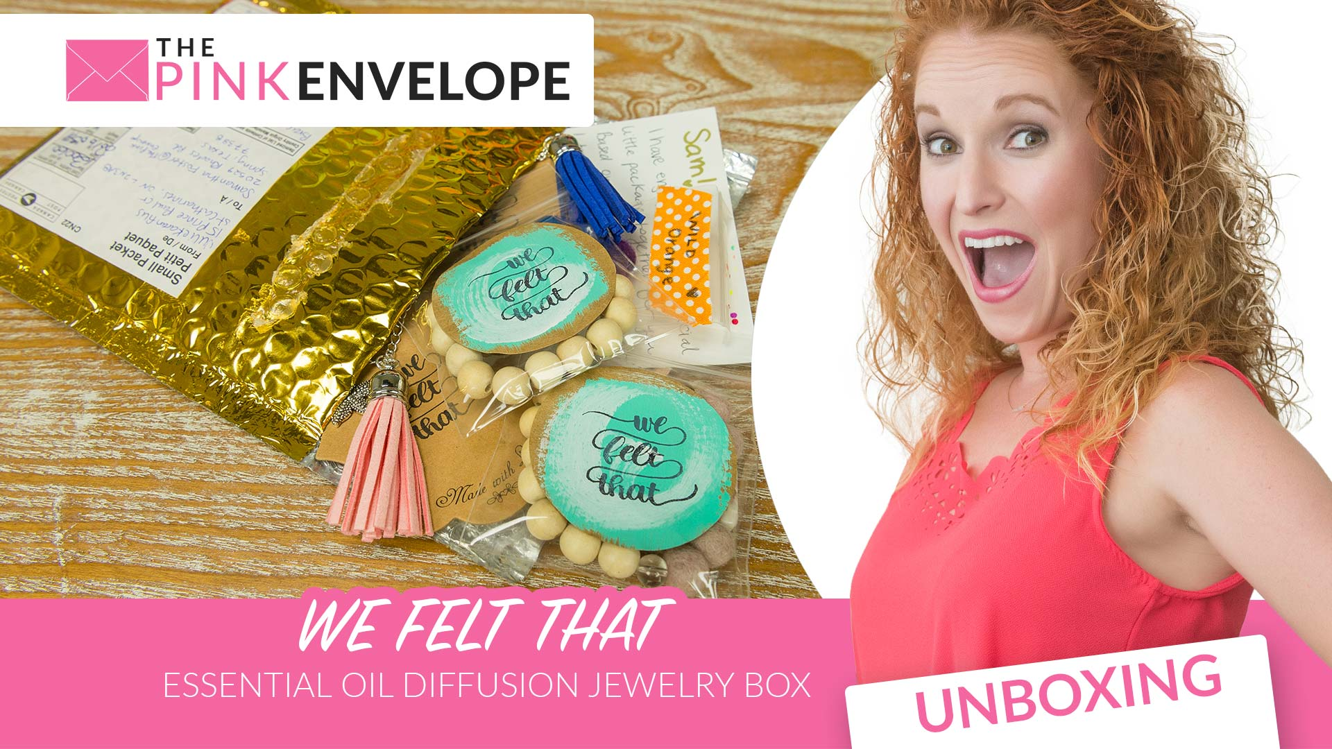 We Felt That Review- Wearable Aromatherapy
