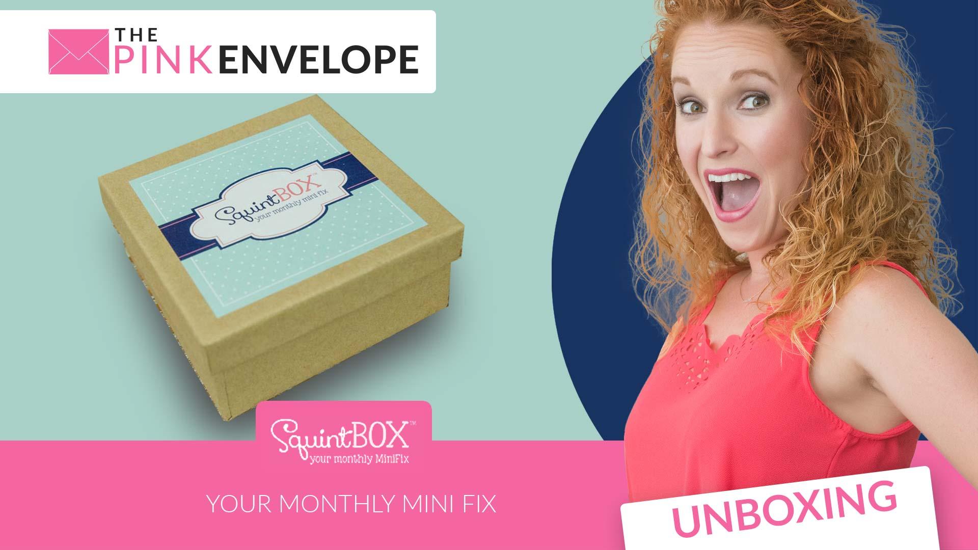 Squint Box Review – Miniatures Subscription Box