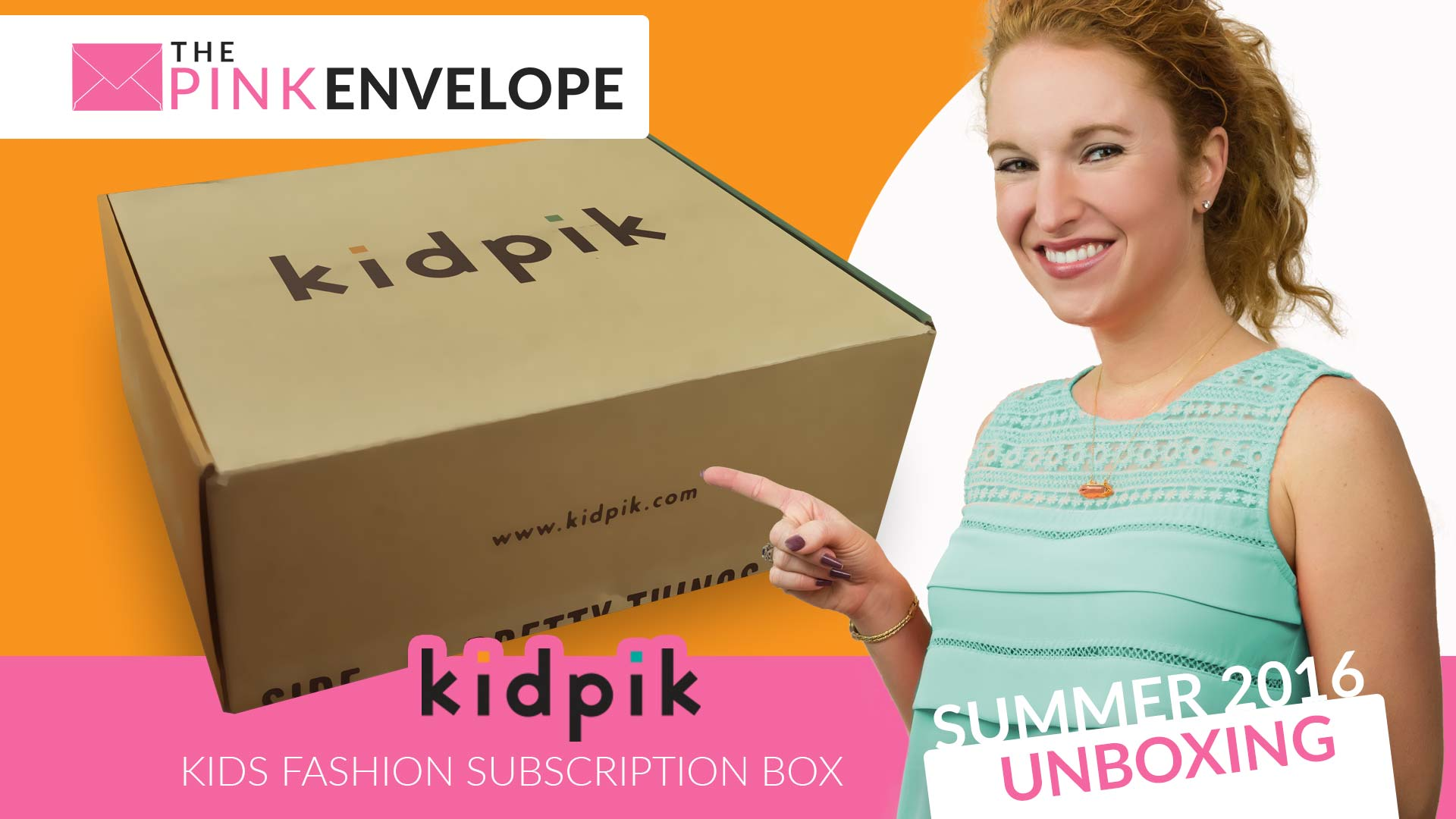 KidPik Unboxing – Kid's Clothing Subscription