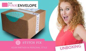 Stitch fix Unboxing