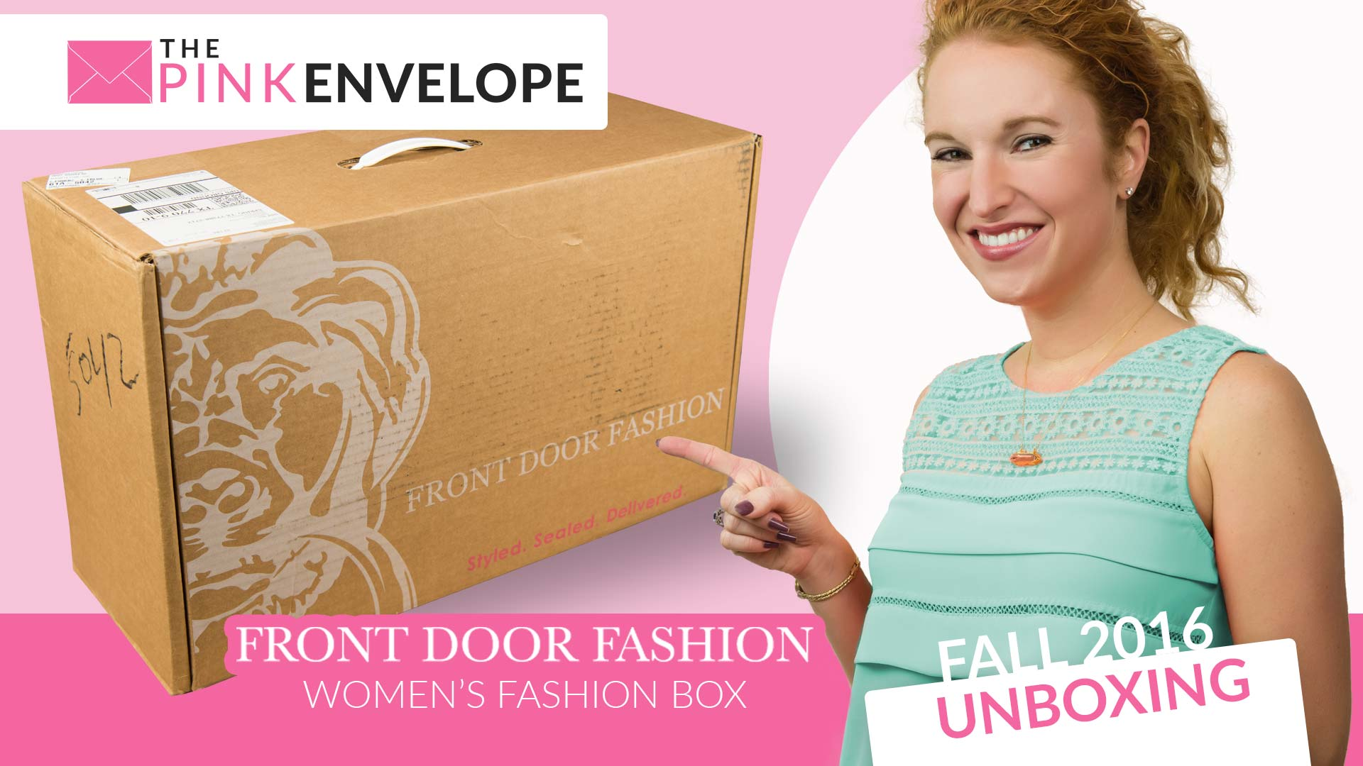 Front Door Fashion Review – Women's Clothing Subscription Box