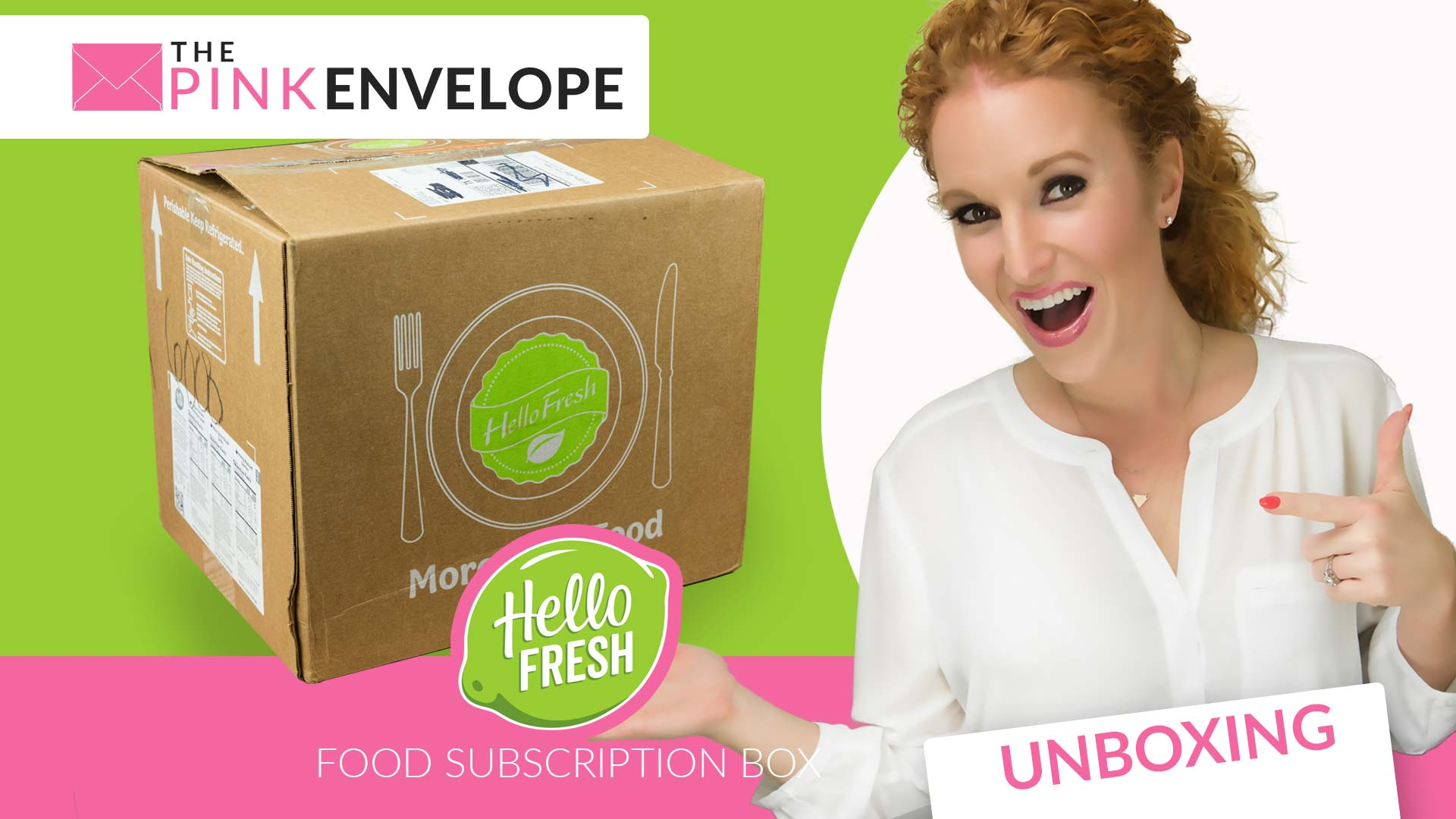 Hello Fresh Review – Meal Subscription