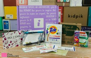 Influenster Back to School Box Review