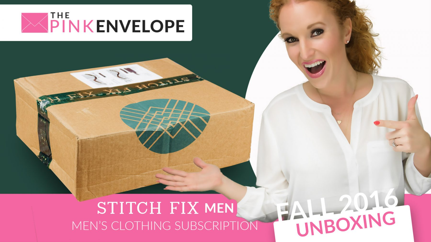 Stitch Fix for Men Review Box #1