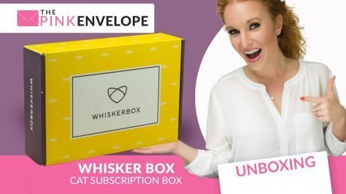whiskerbox-unboxing