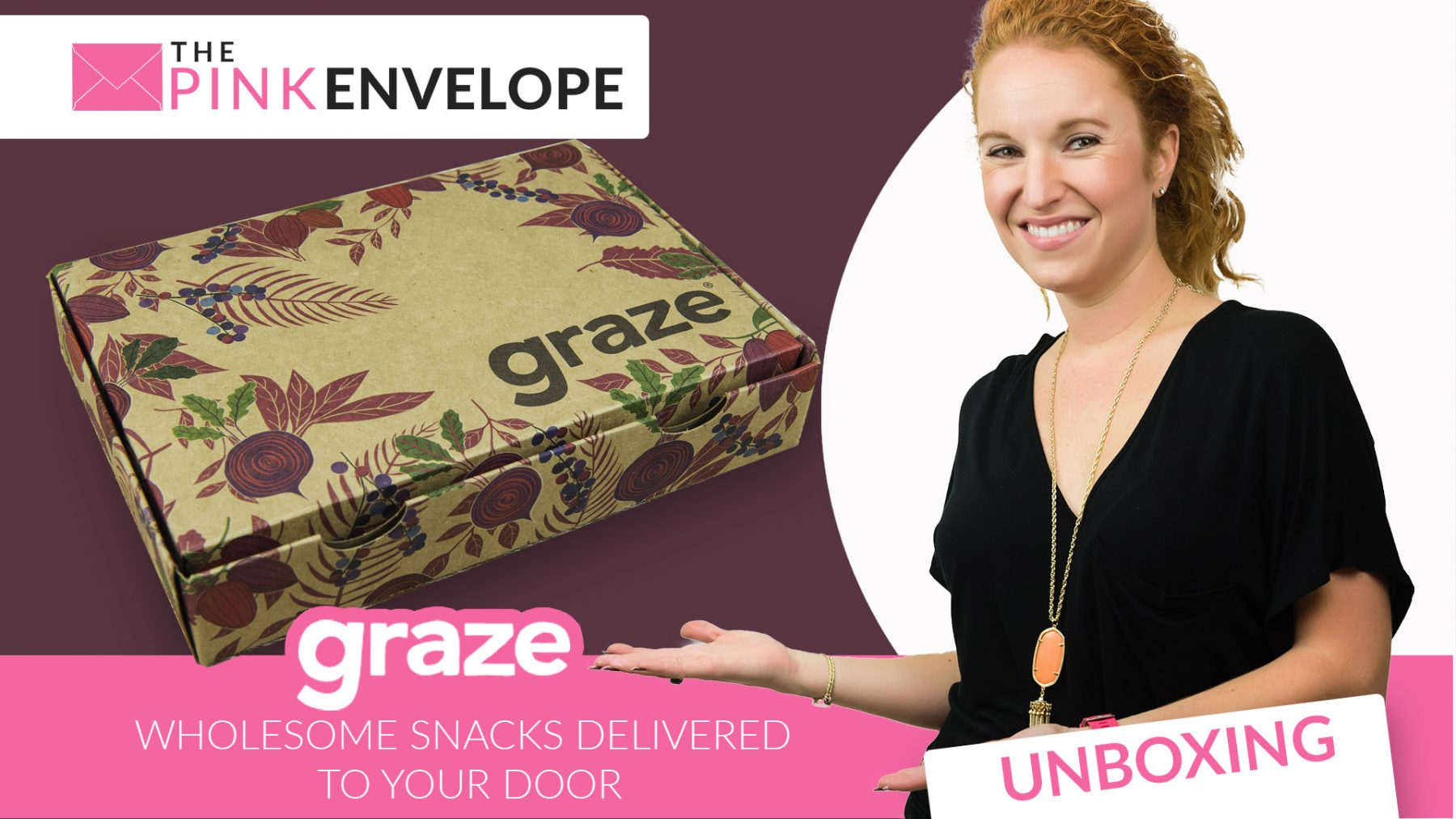 Graze – Snack Subscription Box