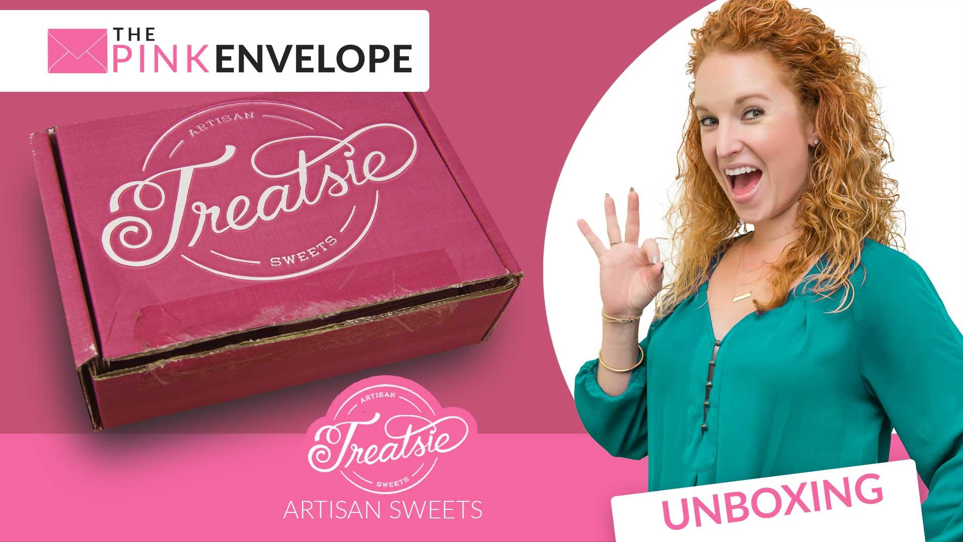 Treatsie Artisan Sweets Subscription Box *Updated w/ Important Feedback*