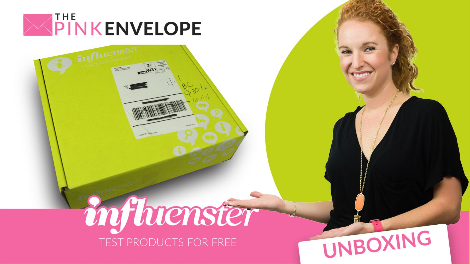 Free Full Size Products – Influenster Box