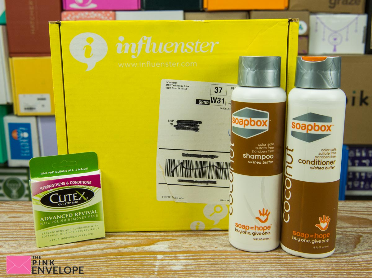 Free Full Size Samples – Influenster