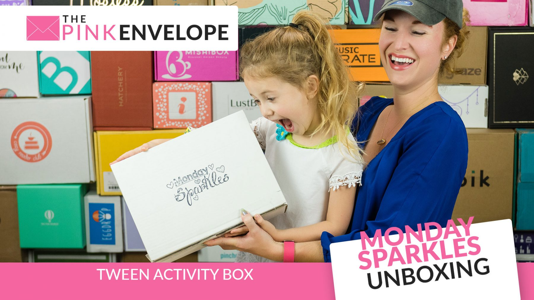 Monday Sparkles Review – Teen Subscription Box