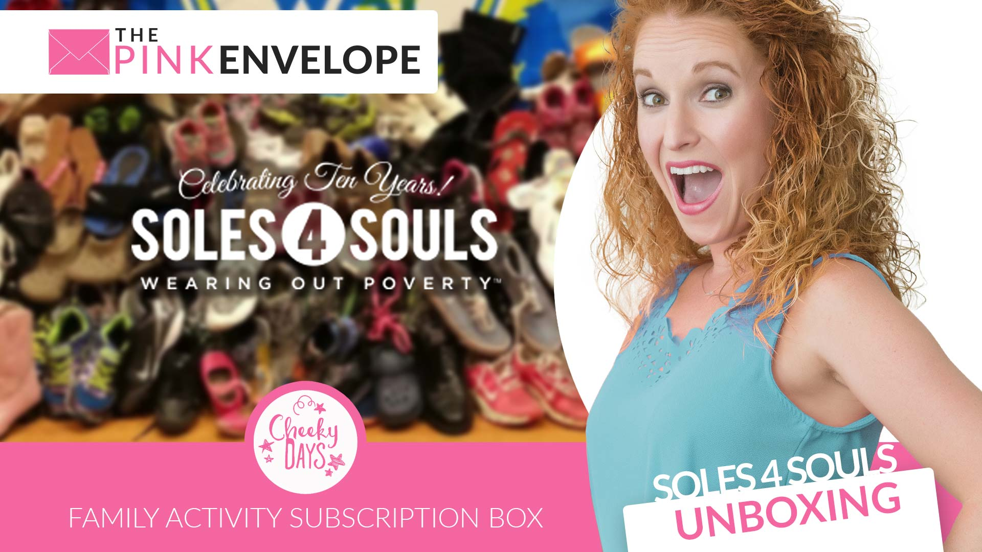 Soles4Souls Challenge & Cheeky Days