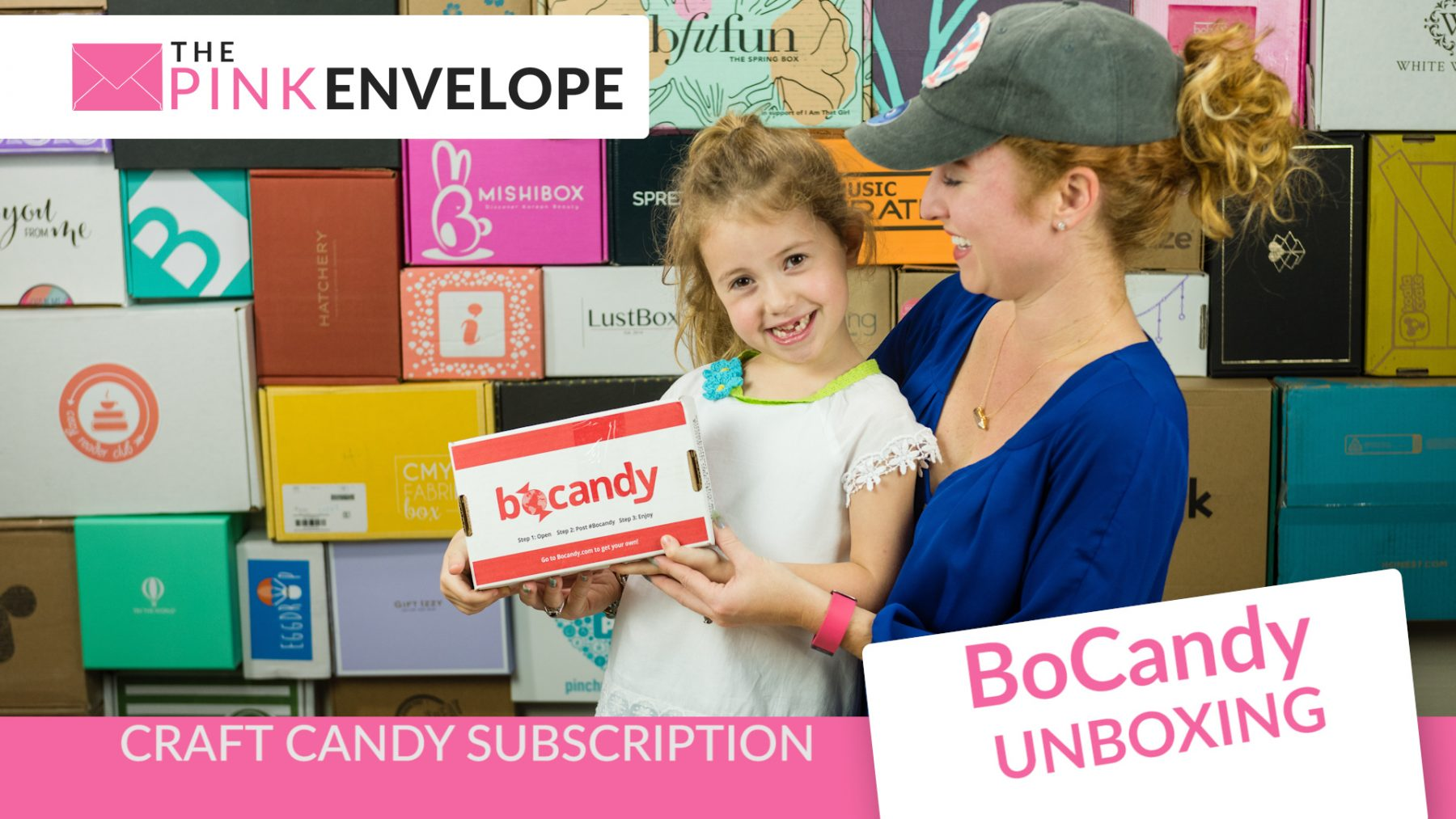BoCandy Review – Candy Subscription Box