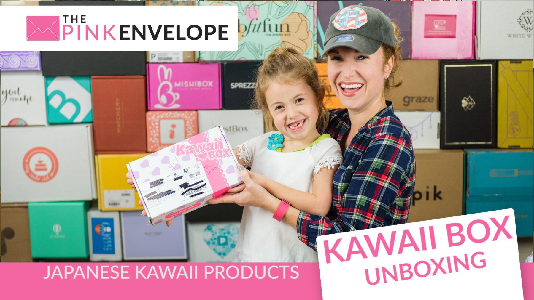 Kawaii Box Review + GIVEAWAY