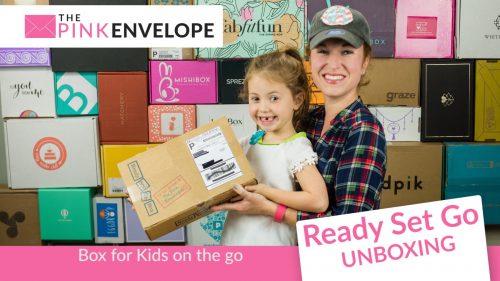 readysetgobox unboxing