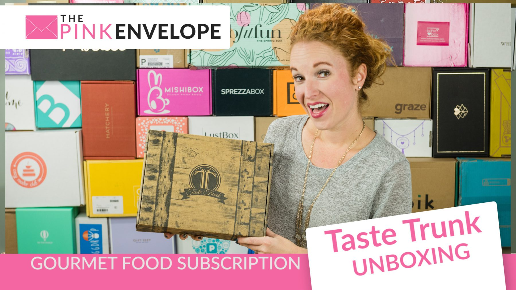 Taste Trunk Review – Unique Gourmet Gift Subscriptions